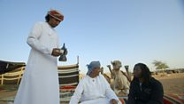 Experiencing life in a Bedouin camp