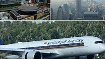 Який найдовший рейс у світі?