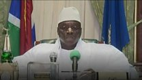 Jammeh's U-turn over Gambia elections