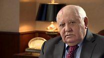 گورباچف:  تلاش غرب برای برکناری پوتین