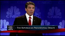 'Oops': Rick Perry's debate disaster