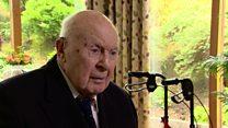 Veteran pilot recalls sinking the Bismarck