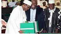 Badakalar da ke kasafin kudin Nigeria na 2016