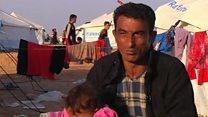 حکایت های تلخ فراریان از موصل