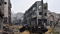 Watch: Aleppo MP denies reports of massacres