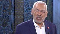 الغنوشي:  التوافق مع حركة نداء تونس جاء لمصلحة البلاد