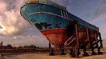 อนุสรณ์เรือผู้ลี้ภัยมรณะสังเวย 700 ศพ