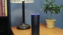 Amazon's British-accented Alexa assistant