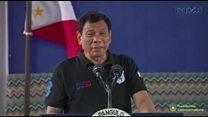 رئیس جمهور فیلیپین:  شخصا مجرمان مواد مخدر را  کشته ام