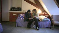 زنان ایزدی در خانه های امن آلمانی
