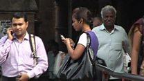 هند کې د ګرځنده ټیلېفون بازار او ژبنیزې ننګونې