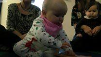 Oxford teachers help babies speak Mandarin