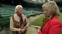 SPOTY: Ann Jones relives her 1969 win