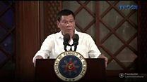 Duterte: 'If I can do it, why can't you?'