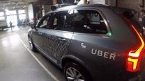 Uber без водія: вже на вулицях Сан-Франциско