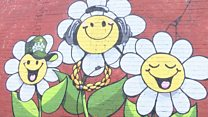 Street art is 'Bristol's beach'