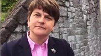 Arlene Foster: 'I have nothing to hide'