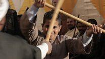 """فنون """"التحطيب"""" في مصر من تراث تقليدي إلى رياضة"""
