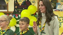 Kate Middleton's scout promise
