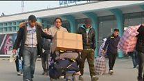 آلمان 34 پناهجوی افغان را به کشورشان برگرداند