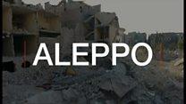 アレッポの戦い:2012~16