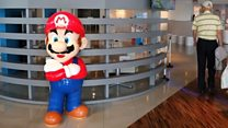 Mario, Amazon drones and driverless cars...