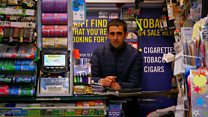 Would you store valuables at a newsagent?
