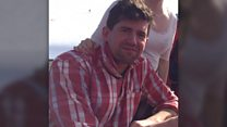 Family worry for Scot missing in India