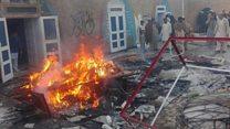 چکوال کے گاؤں میں حالات کشیدہ