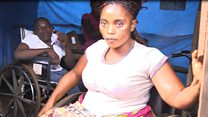 'We are not a virus' - Freetown's disabled