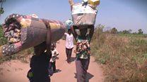 آوارگی هزاران نفر از مردم سودان جنوبی پس از سه سال جنگ داخلی