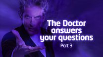 Peter Capaldi answers your questions