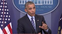 Obama 'told Putin to cut it out'