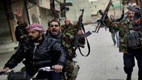 التسلسل الزمني للأحداث في حلب منذ 2011