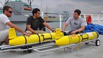 آمریکا خواهان  برگرداندن فوری زیردریایی توقیف شده توسط چین است