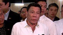رئیس جمهور فیلیپین از کشتن مظنونین در زمانی که شهردار بود خبرداد