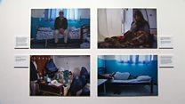 نمایشگاه پیامد روانی سه دهه درگیری در افغانستان