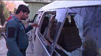 حمله به کارمندان زن فرودگاه قندهار