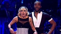 Ore and Joanne win Strictly 2016