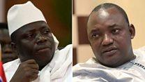 Xaaladda Gambia maxay ku dambeyn kartaa?