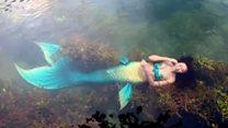 Що русалки вміють робити хвостом