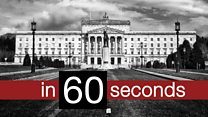 RHI at Stormont - in 60 seconds