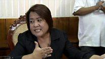 ဖိလစ်ပိုင် သမ္မတကို စွပ်စွဲပြစ်တင်ဖို့ ပြောတဲ့အမတ် သူ့အသက်အန္တရာယ် စိုးရိမ်