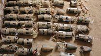 Как британские кассетные бомбы оказались в Йемене?