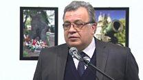 روسيا تصف عملية اغتيال سفيرها في تركيا بالعمل الإرهابي