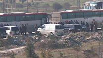 مصوبه  شورای امنیت برای ورود فوری ناظران سازمان ملل به حلب