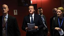 Cameron advisors took criticism 'personally'