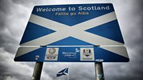 SNP: Scotland could keep free movement