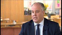 Davies awaits assurances in tax inquiry