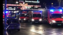 เหตุรถบรรทุกพุ่งชนตลาดในเบอร์ลินอาจเป็นการก่อการร้ายโดยชาวปากีสถาน